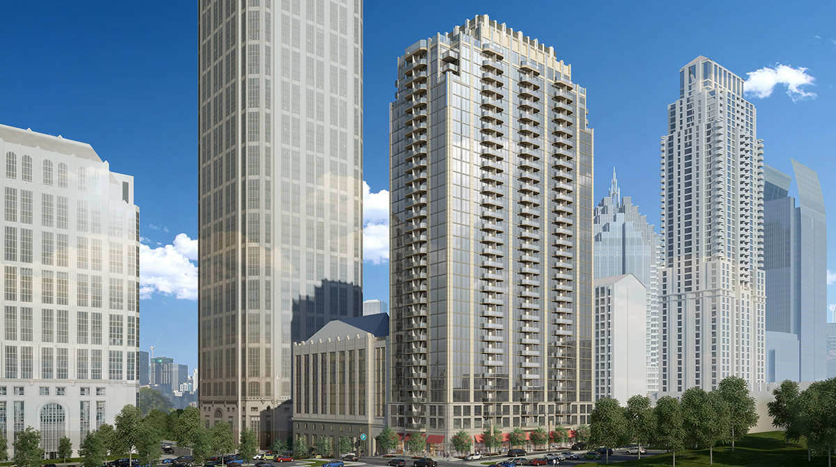 Atlantic house for Atlanta residential architects
