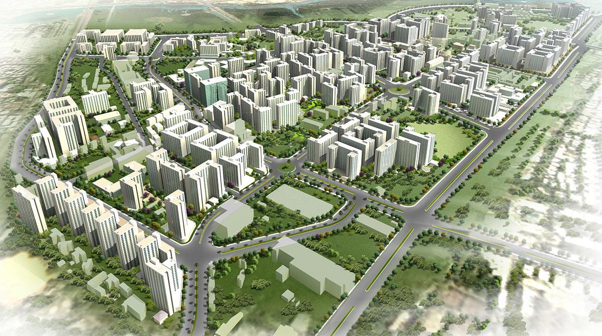 Dlf Dharavi Master Planning