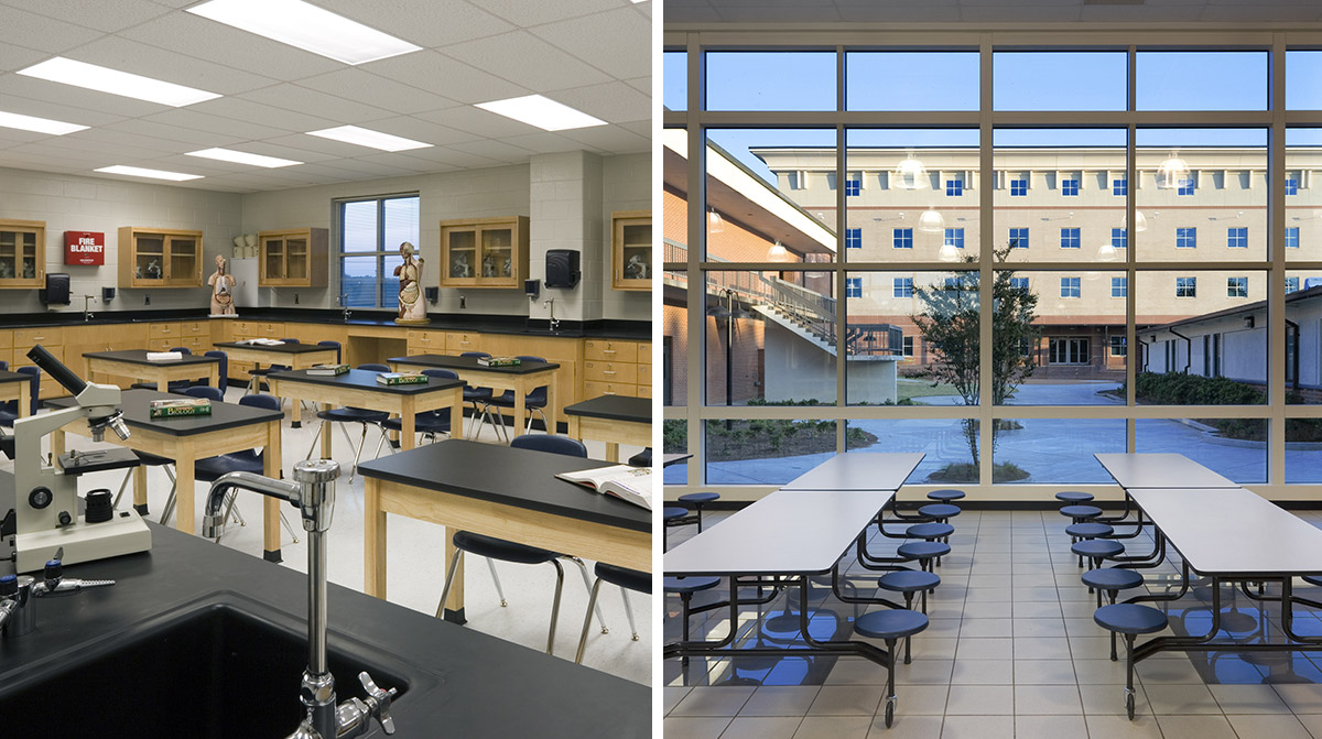 Classroom Design And Learning ~ Duluth high school