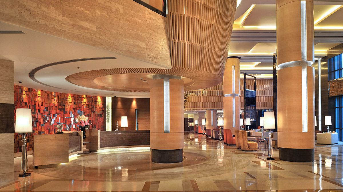 Jw Marriott Chandigarh