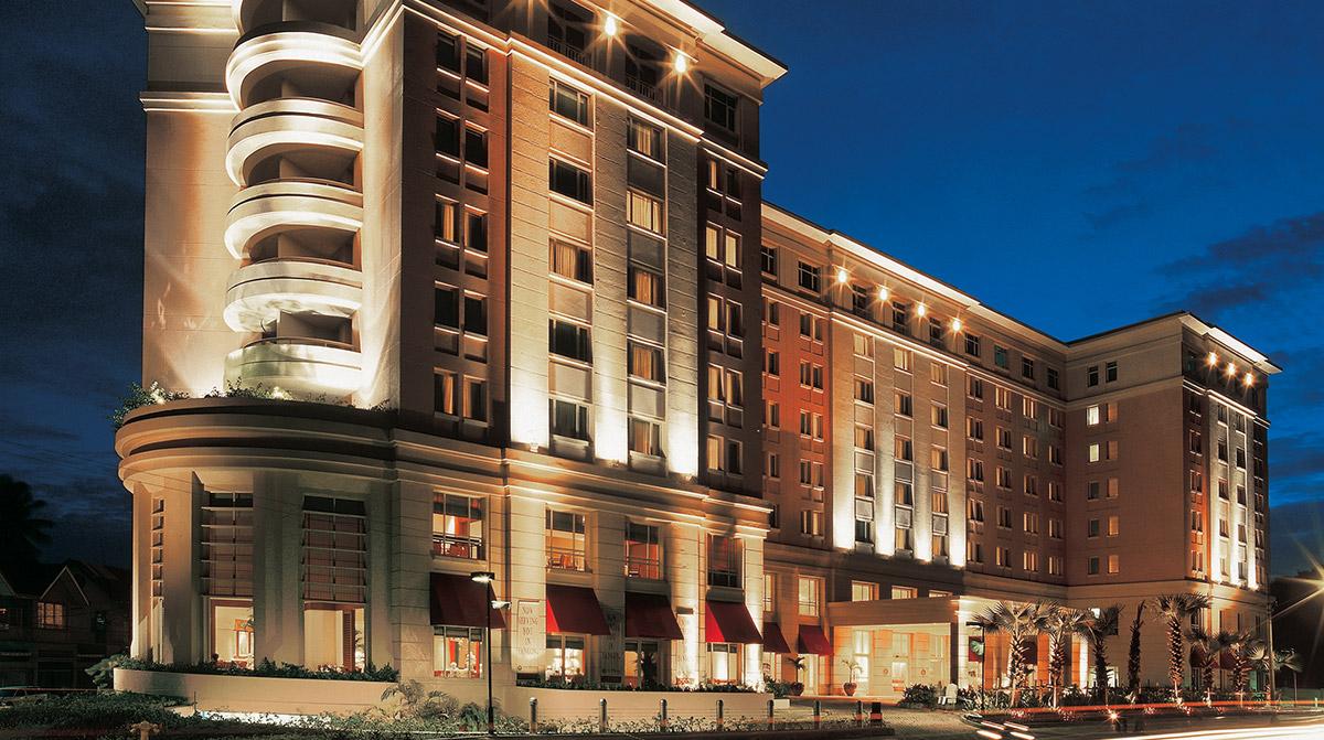 Parkroyal yangon for Design hotel yangon