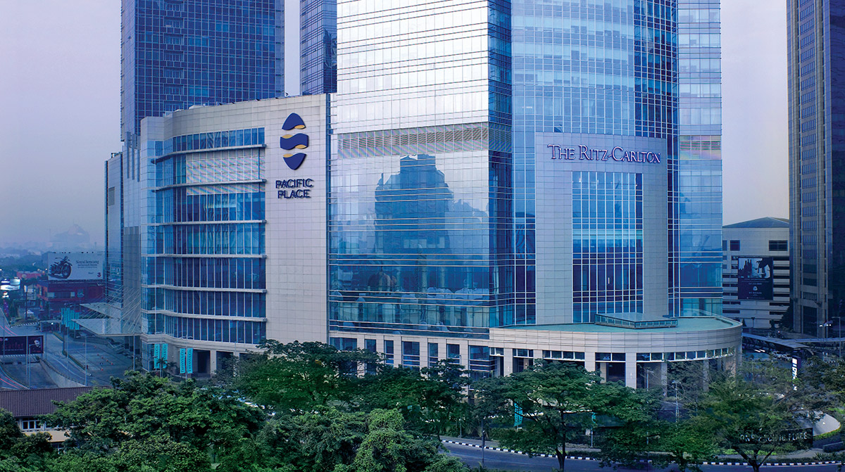 The Ritz Carlton Jakarta Pacific Place