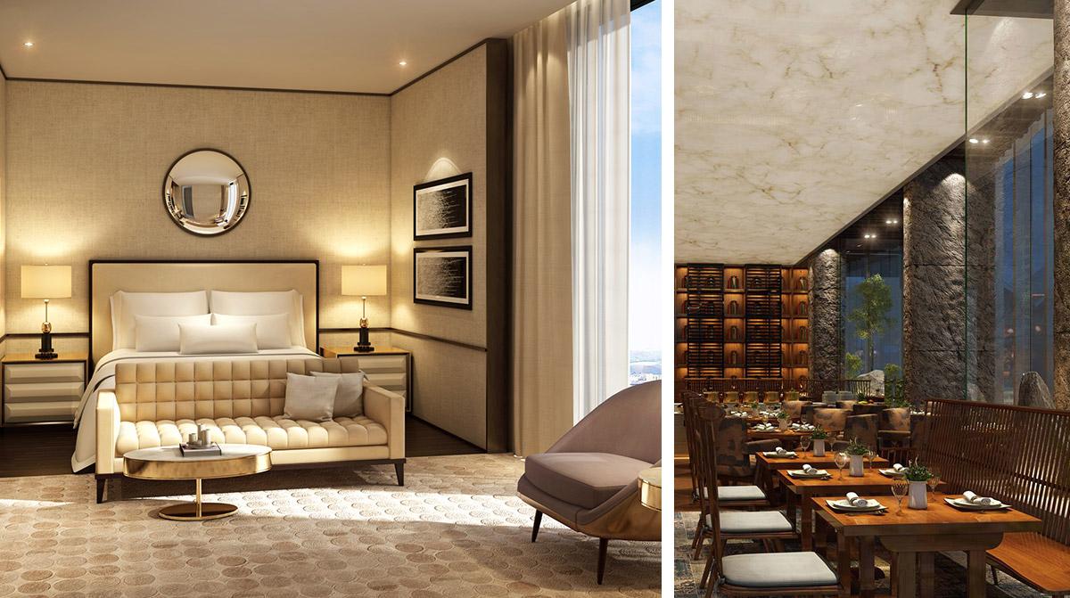 Sheraton kathmandu hotel for Interior design of house in nepal