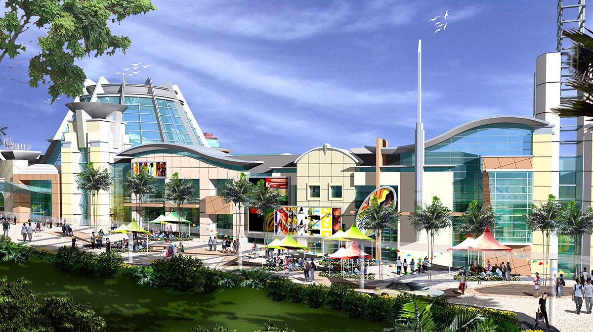 Sunway Pyramid Shopping Mall Expansion