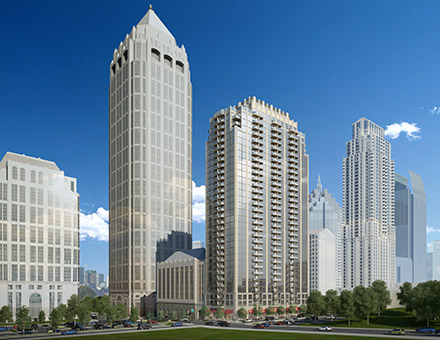 Architecture firm of smallwood reynolds stewart stewart for Atlanta residential architects