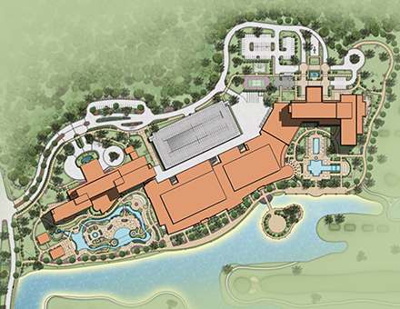 Resort Master Planning Srss Architectural Resort Designs
