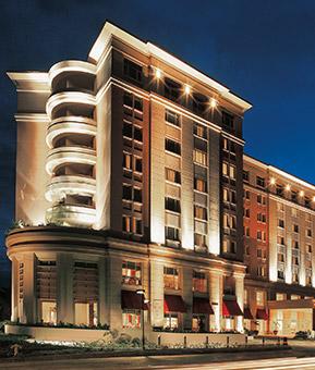 Smallwood reynolds stewart stewart projects portfolio for Design hotel yangon
